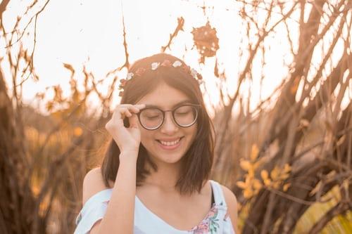 Glasses Captions For Instagram