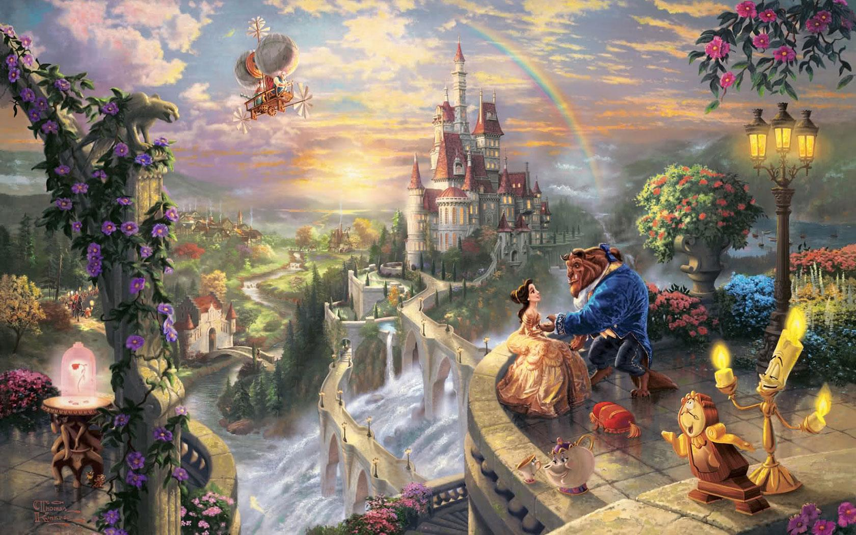 Magical Beauty And The Beast Quotes