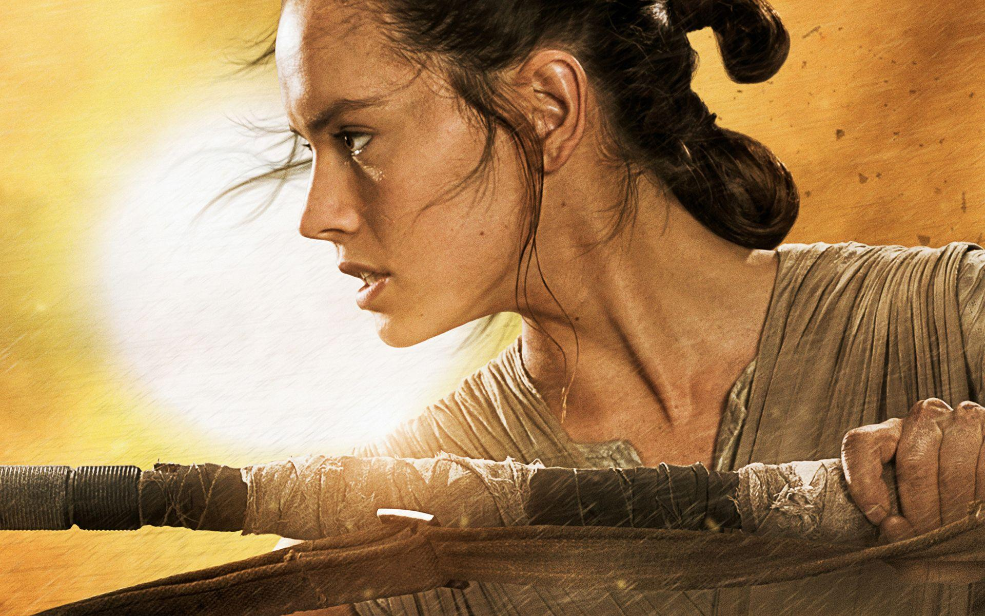 Star Wars Rey Quotes