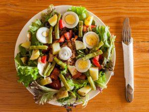 Tasty Salad Instagram Captions