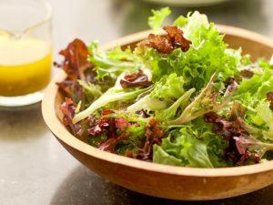 Yummy Salad Captions