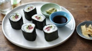 Yummy Sushi Quotes And Captions