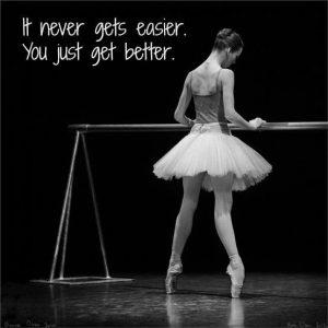 ballet dance captions