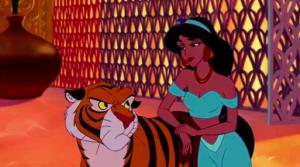 Aladdin jasmine captions