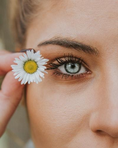 Beautiful Captions On Eyes
