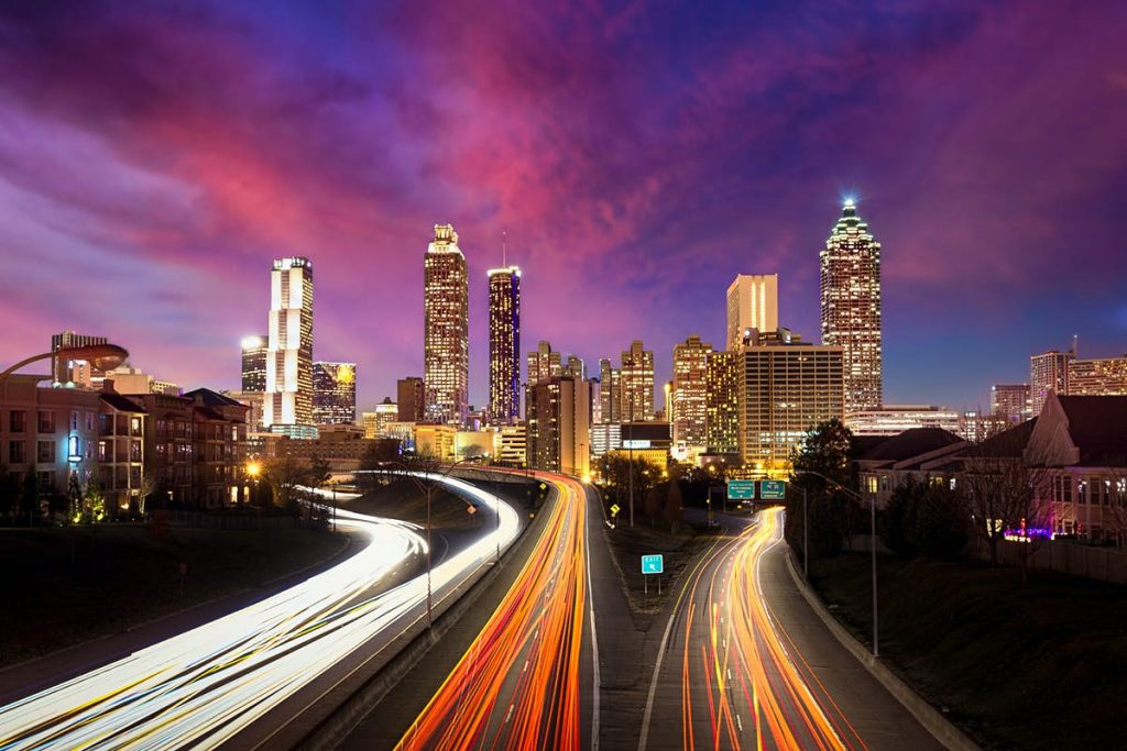 Atlanta Captions for Instagram