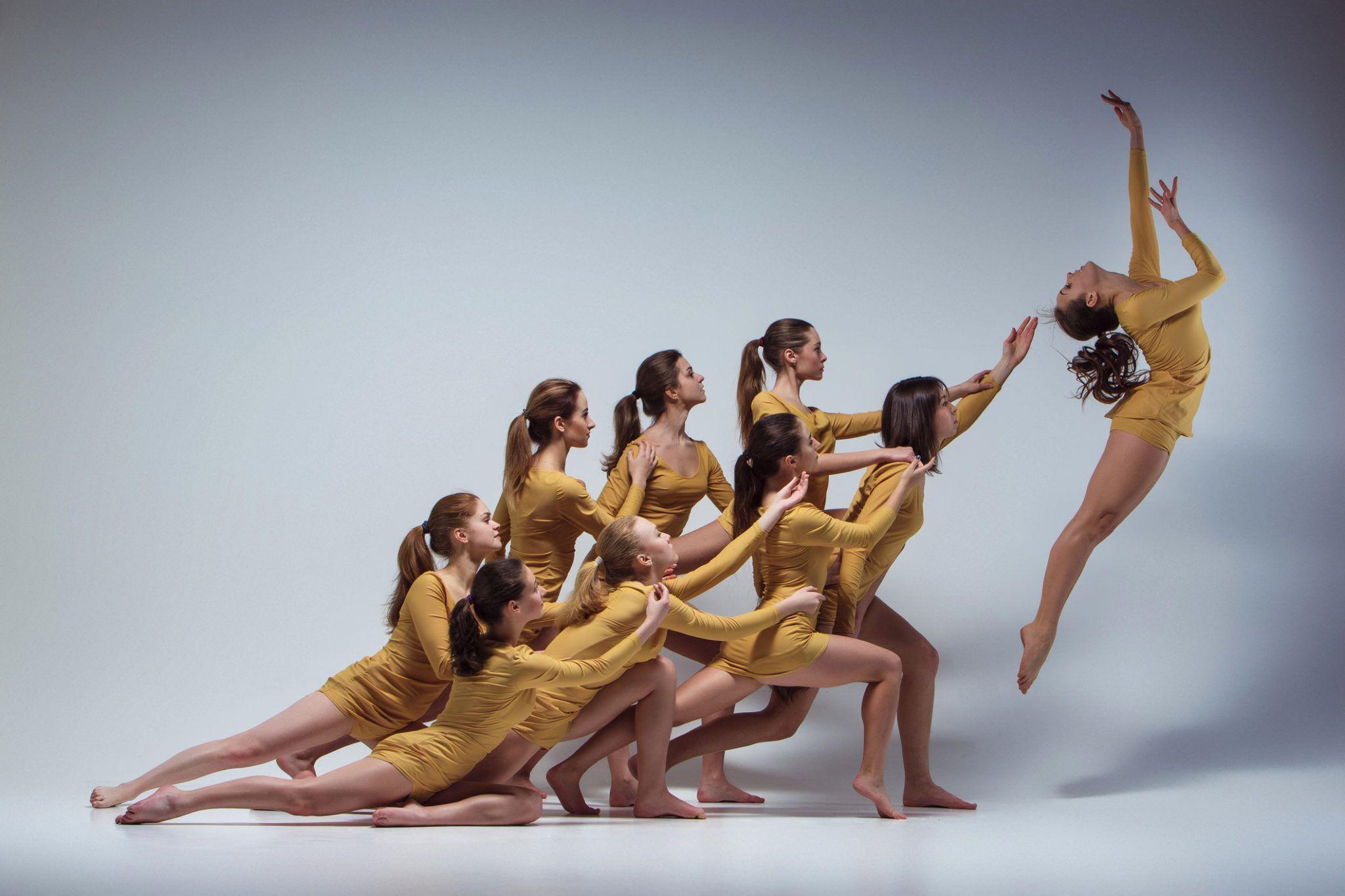 Contemporary Dance Captions For Instagram