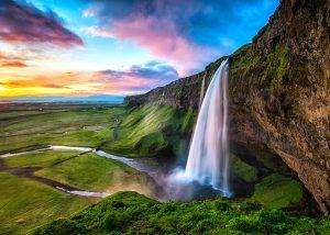 Waterfalls Captions