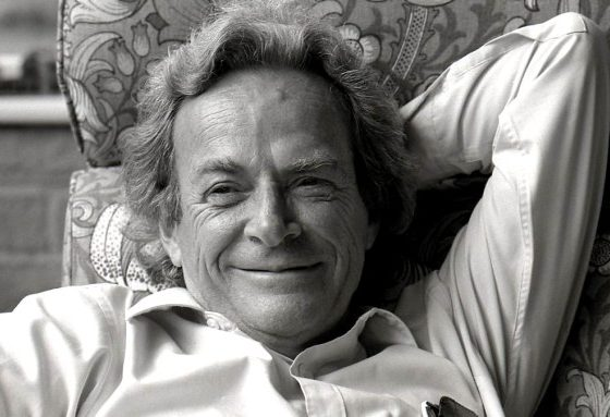 Richard Feynman Captions For Instagram