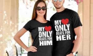 Heart Instagram Caption for couples