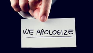 Apology Captions for Instagram
